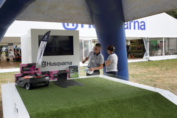 Salonvert exposants Husqvarna
