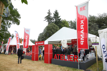 Salonvert exposants Kramp