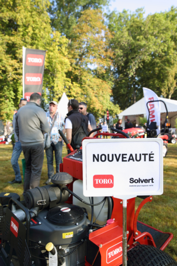 Salonvert exposants Solvert Toro