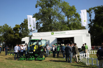 Salonvert exposants John Deere