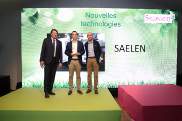 Salonvert Palmarès des Innovations Saelen