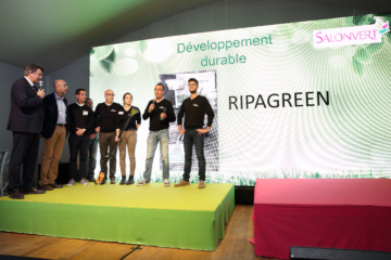 Salonvert Palmarès des Innovations Ripagreen
