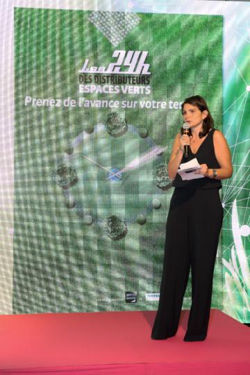 Salonvert 24h des distributeurs espaces verts
