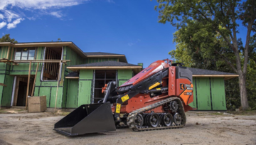 Photo Nouveauté exposant Ditch Witch